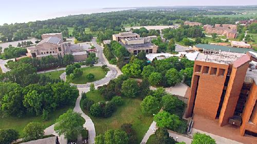 University of Wisconsin Green Bay Top Online Health Informatics Degree